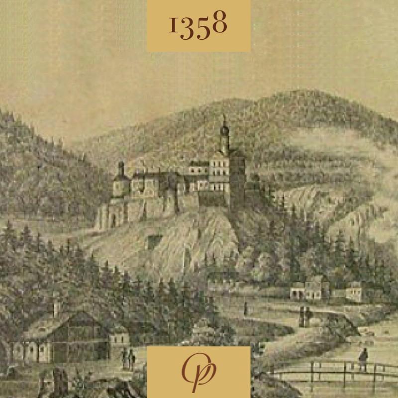 Postaven hrádek Zámecký vrch