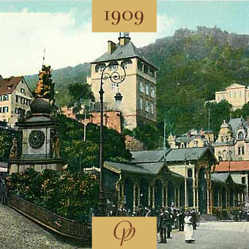Expansion of spa tourism in Karlovy Vary