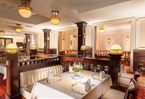 Restaurace & Lobby bar