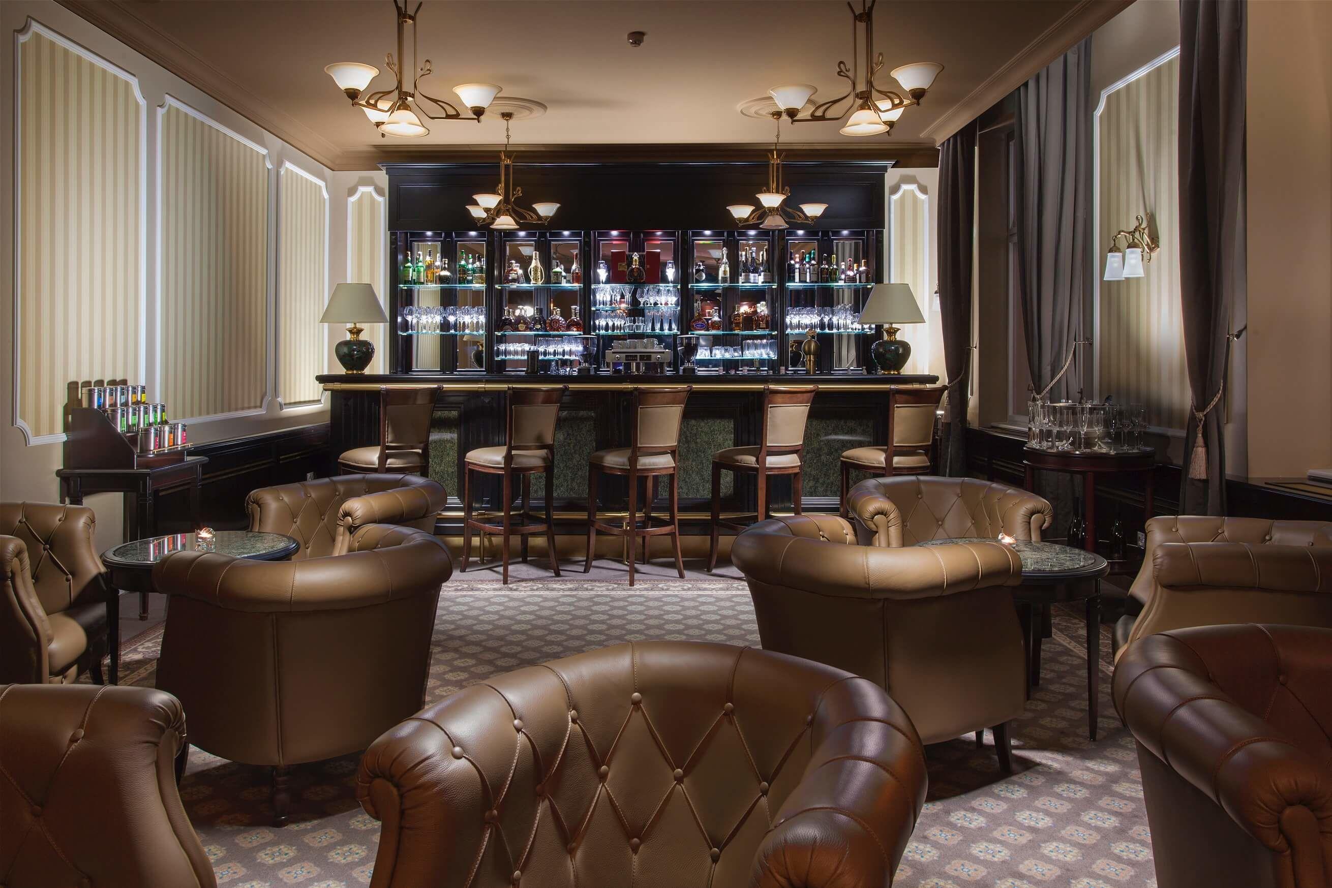 Lobby bar Sebastian
